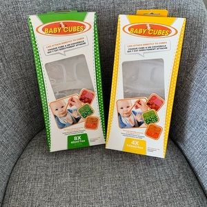 Other - Baby cubes - home made baby food